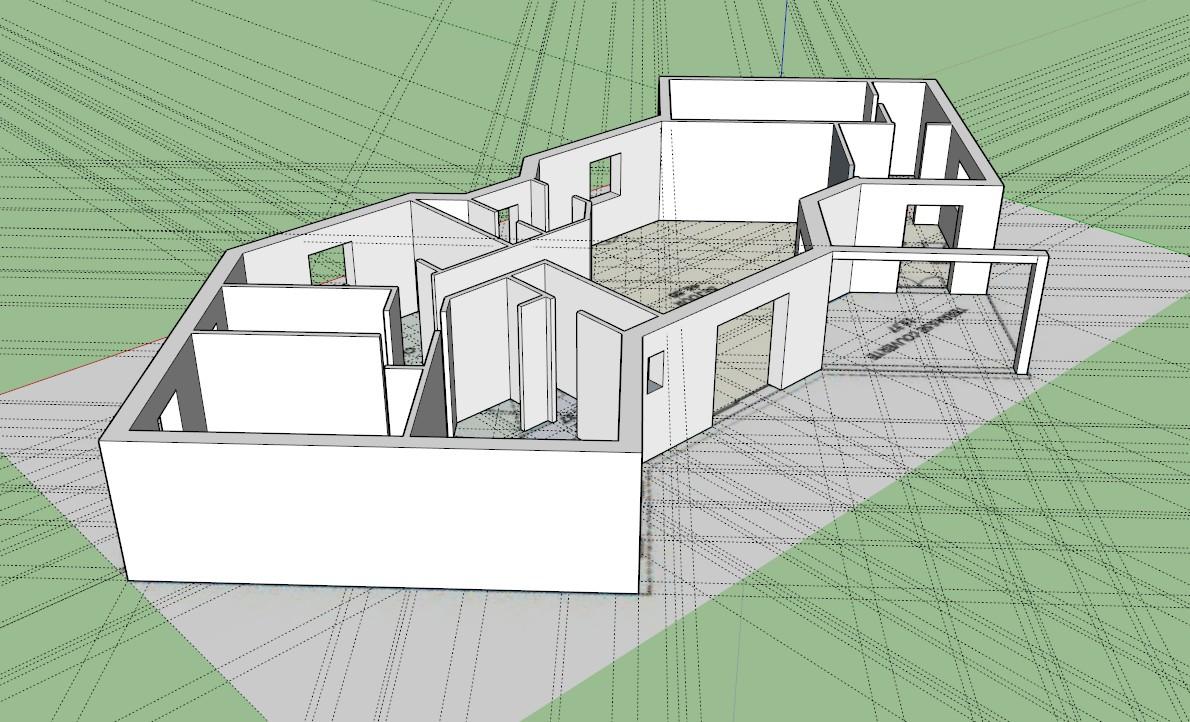 Modeliser sa maison construire une maquette de maison for Modeliser sa maison